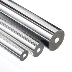 CLEAR THICK WALLED ACRYLIC TUBE