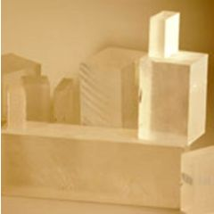 PACK - CLEAR ACRYLIC BLOCK