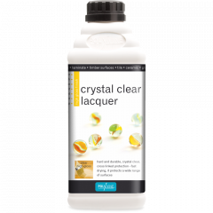 POLYVINE ACRYLIC CRYSTAL CLEAR LACQUER