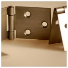STEEL BACKFLAP HINGES