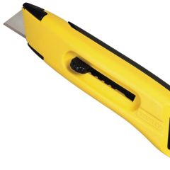 STANLEY LIGHTWEIGHT KNIFE WITH RETRACTABLE BLADES