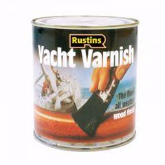 RUSTINS YACHT VARNISH