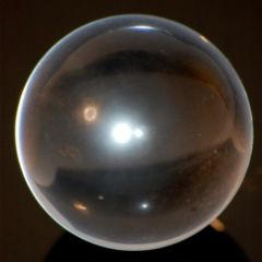 CLEAR ACRYLIC BALL