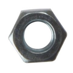 BZP HEXAGON NUTS