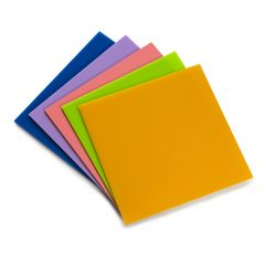 PERSPEX COLOURED PACK