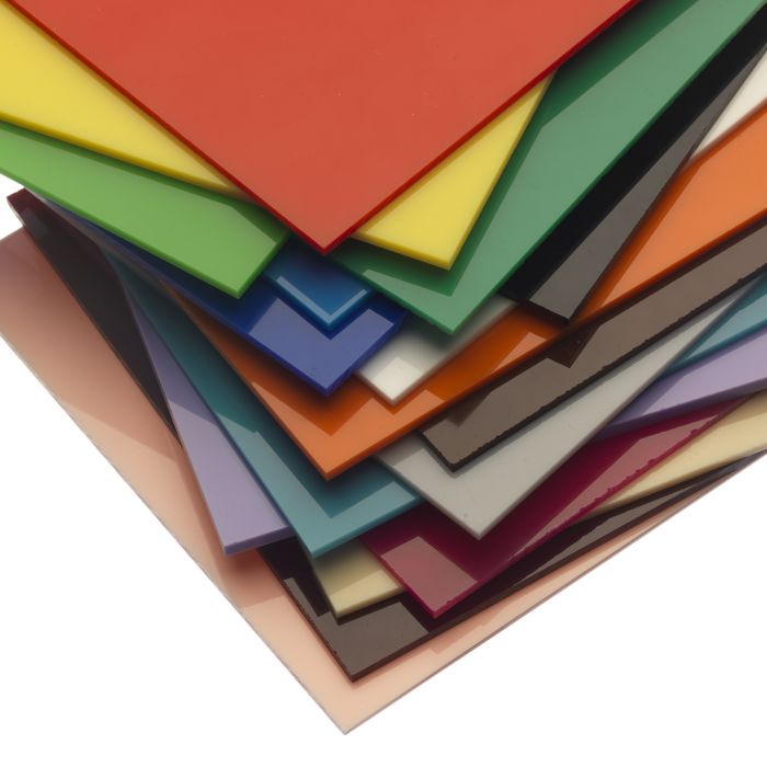 Perspex Coloured