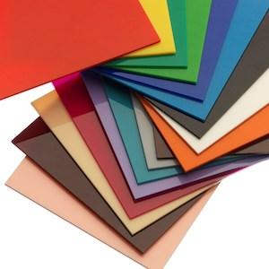 Perspex & Design Materials